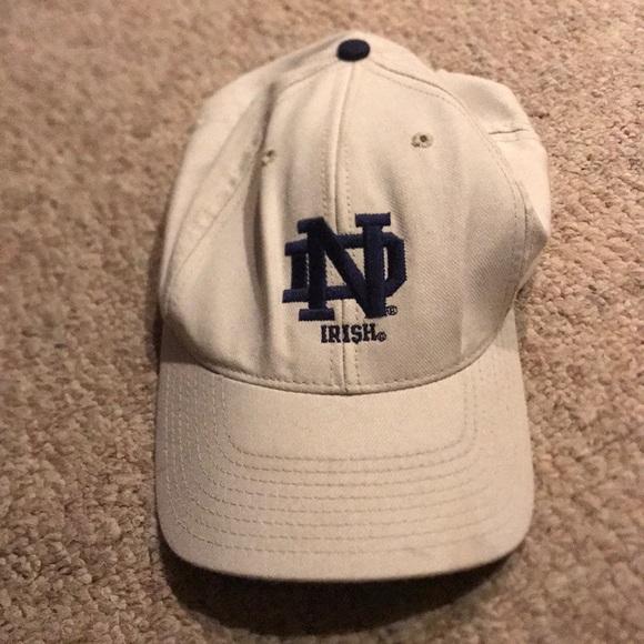 c35de4d9a008c6 Youth Notre Dame Fighting Irish Adjustable Hat. M_5b6f8b0b129955a1d85bf6b1
